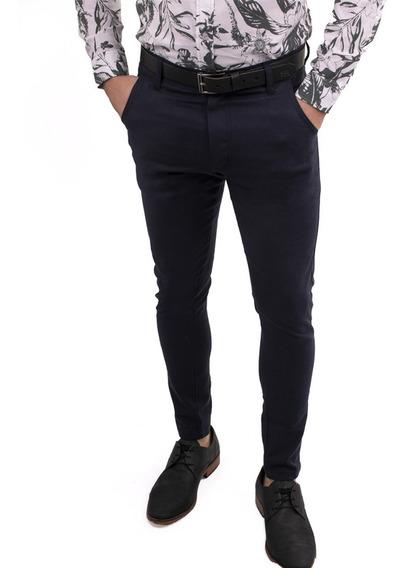 Pantalon Hombre Gabardina - Hasta Talle 48
