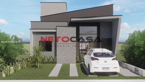 Imagem 1 de 7 de Casa Em Condomínio Para Venda Em Sorocaba, Cajuru Do Sul, 3 Dormitórios, 1 Suíte, 2 Banheiros, 2 Vagas - Cac646_1-1894382