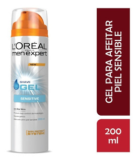 Gel Afeitar Hydra Sensitive 200 Ml Men Expert L