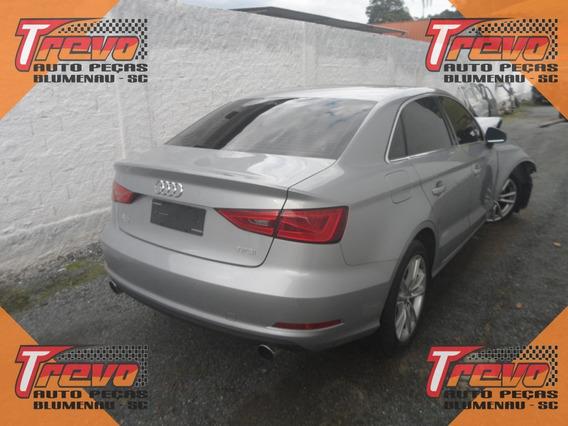 Sucata Audi A3 Sedan 2.0 Tfsi 220cv 2016 / Somente Peças
