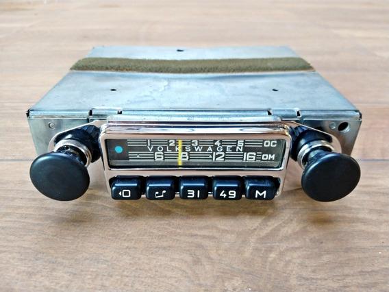 Rádio Volkswagen Variant, Tl, Zé Do Caixão, Fusca, Brasília