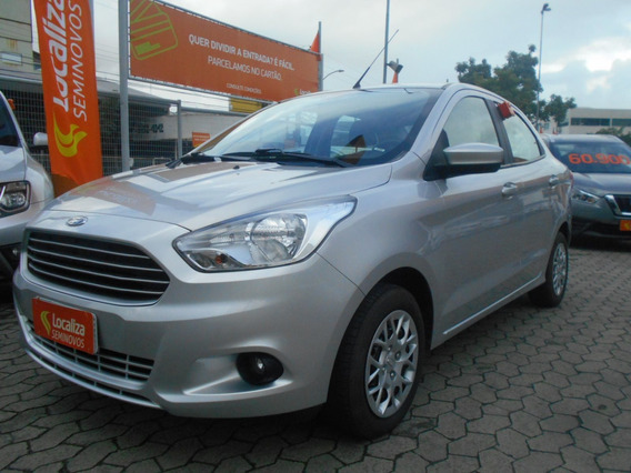 Ford Ka 1.0 Manual Tivct Flex Se Sedan
