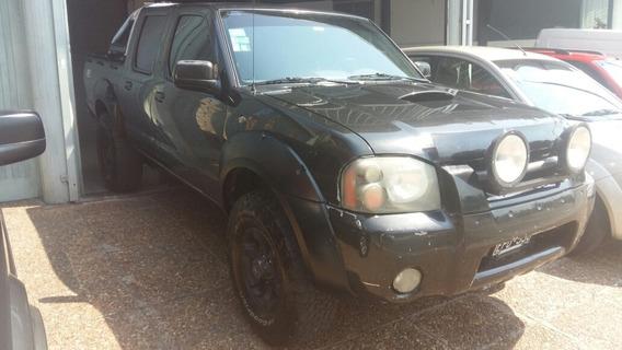 Nissan Frontier 2.8 D/c 4x2 Se 2004