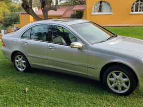 Mercedes-benz Clase C 3.2 320 Elegance V6 At 2002