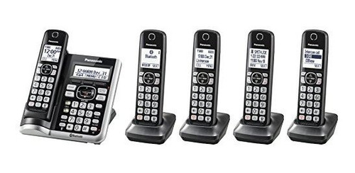 Panasonic Kxtgf575s Link2cell Bluetoothcordless Phone Con As