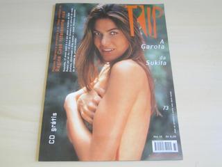 Revista Trip A Garota Da Sukita