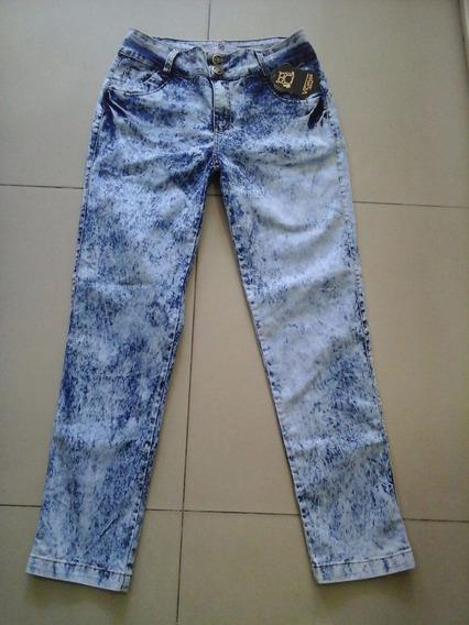 Calça Jeans Com Lycra Plus Size Do 44 Ao 52! Apenas 99,99!!!