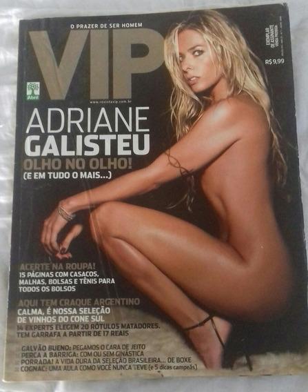 Revista Vip Adriana Galisteu.