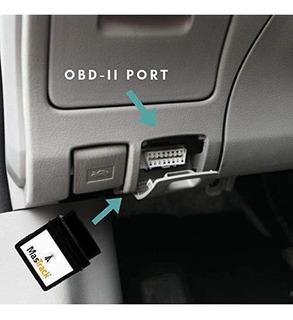 Mastrack Obd Live Gps Vehículo Tracker Con Motor Diagnóstico