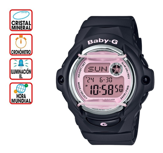 Casio Baby-g Splash Bg-169m-1