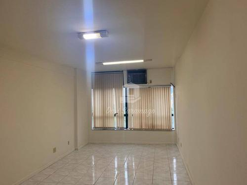 Sala À Venda, 35 M² Por R$ 399.900,00 - Icaraí - Niterói/rj - Sa0040