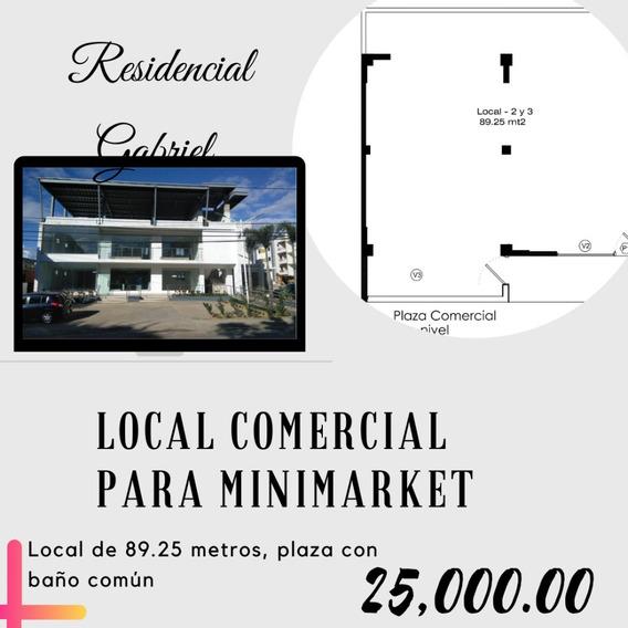 Plaza Comercial Residencial Gabriel