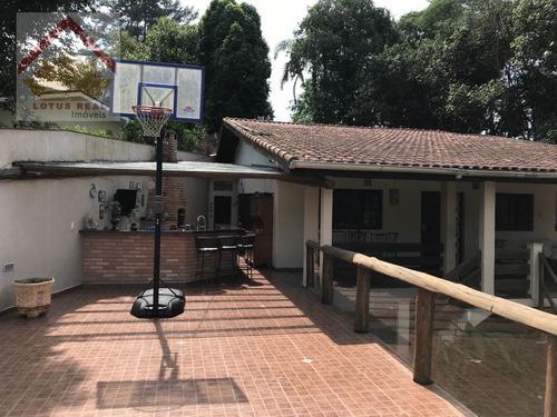 Casa A Venda No Bairro Centro Em Mairiporã - Sp.  - 970-1