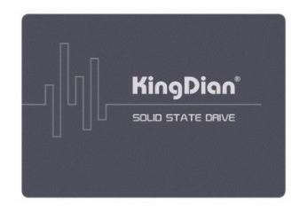 Ssd Kingdian S280 240gb 480mb, Hd Estado Solido