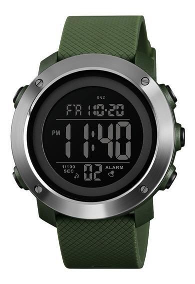 Skmei Esportes Ao Ar Livre Relógio De 1416 Exército Verde /