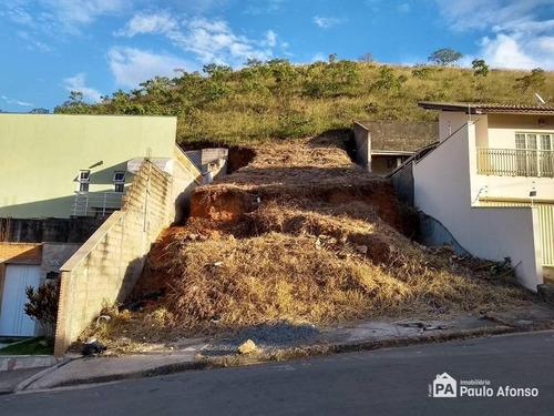 Terreno À Venda, 275 M² Por R$ 160.000,00 - Jardim Vitória - Poços De Caldas/mg - Te0268
