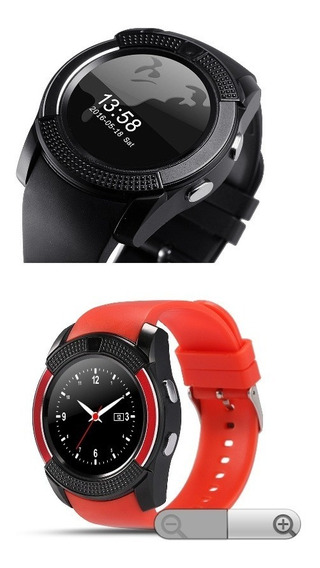 Inteligente Reloj V8 Reloj Con Simtftarjetaranurade Co