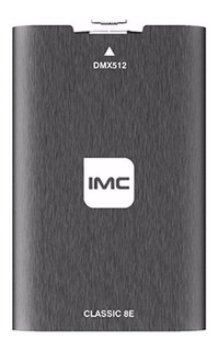 Imc Interface Usb Dmx 512 Classic 8e Luces Dj Iluminacion