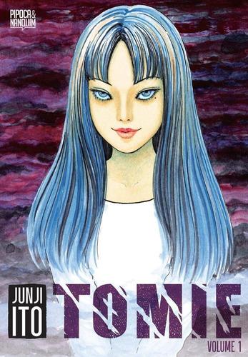 Tomie - Junji Ito - Vol.01