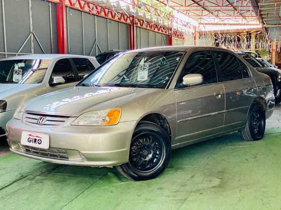 Honda Civic Lx 1.7 2003 Aut.