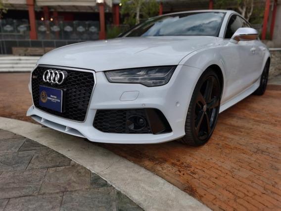 Audi Rs7 Sportback 2016