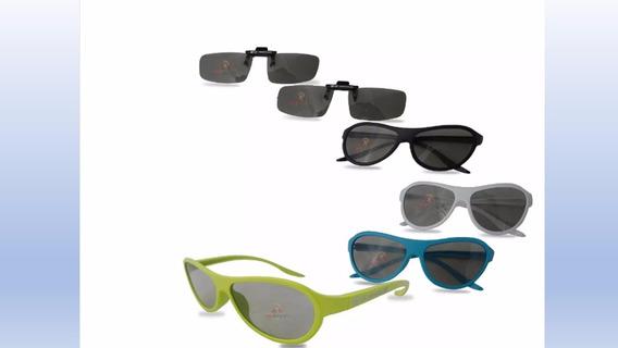 Kit 6 Óculos 3d Tv Cinema Lg Cm Nf E Garantia Frete Grátis