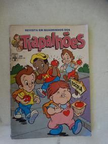 Os Trapalhões Nº 20! Editora Abril Ago 1989!!
