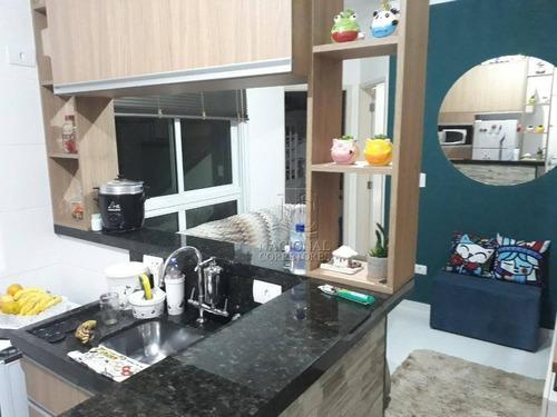 Imagem 1 de 28 de Cobertura À Venda, 80 M² Por R$ 310.000,00 - Jardim Progresso - Santo André/sp - Co4802