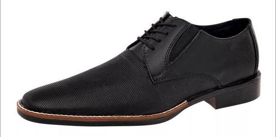 Zapatos De Vestir Lugo Conti Negros