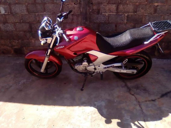 Yamaha 250 Ys 2008