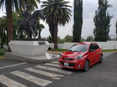 Nissan March 1.6 Sr Navi Mt Unico Dueño Excelente Estado