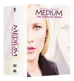 Dvd : Medium: The Complete Series (boxed Set, Widescreen,...