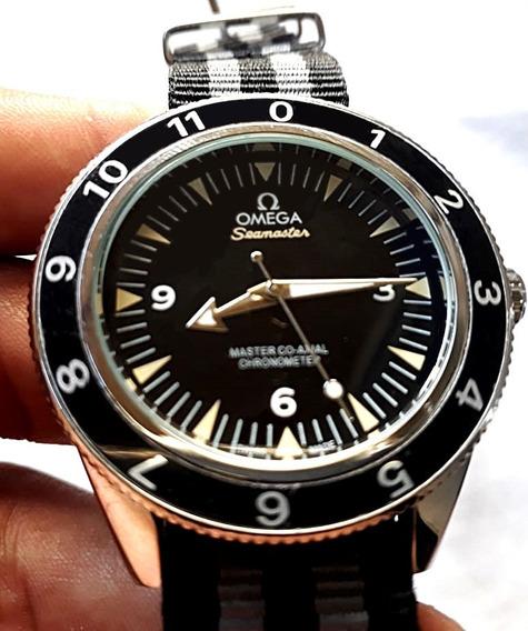 Relógio Masculino Modelo Seamaster Cronógrafos 100% Funcionais - Relógio Feminino - Unissex
