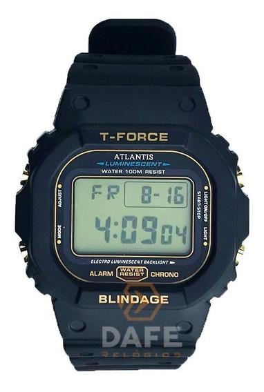 Relógio Atlantis 7305a Digital C/ Caixa E Nf