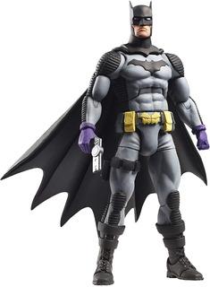 Figura Dc Multiverse Batman Año Cero C/justice Buster Arm