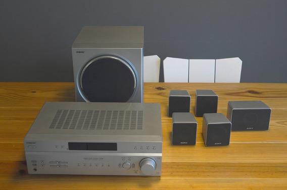 Home Theater 5.1 Sony Str-k670p Fm/am Stereo Digital Audio