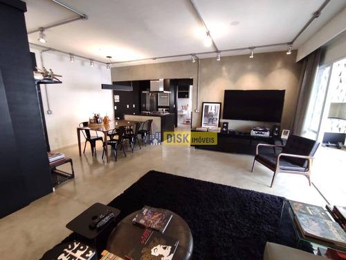 Apartamento Com 3 Dormitórios À Venda, 147 M² Por R$ 1.200.000,00 - Centro - São Bernardo Do Campo/sp - Ap2019