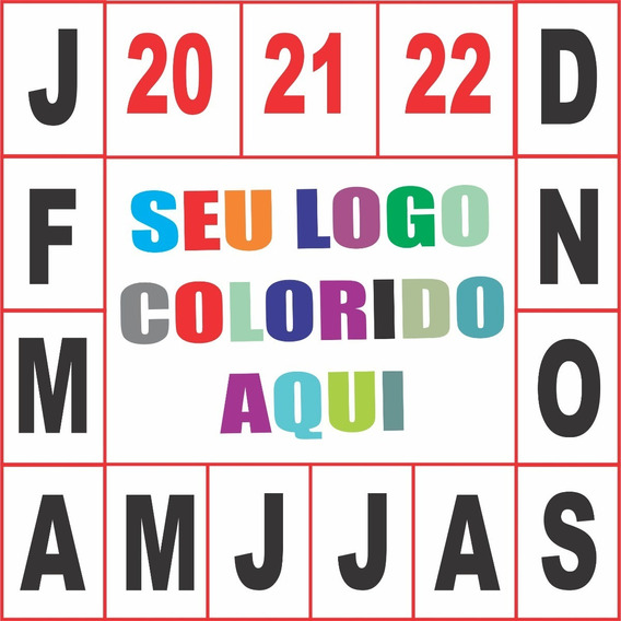 1360 Lacres 1x1 Garantia Destrutível Colorido Casca De Ovo