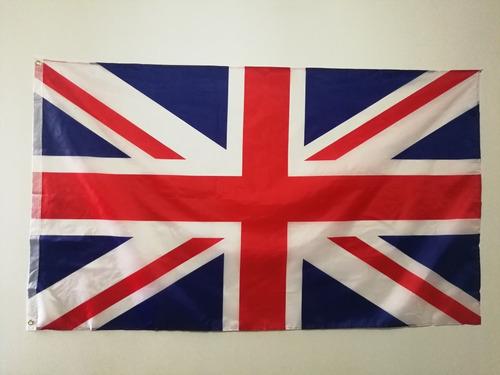 Imagen 1 de 2 de Bandera Del Reino Unido 90x150 Cm