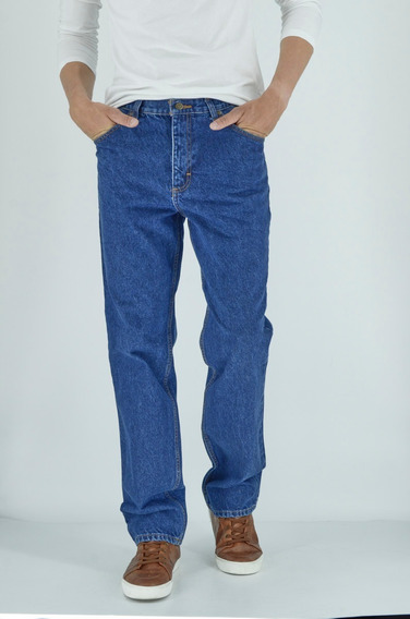 Pantalon Jeans Hombre Lee Regular Fit 01110fb41 Indigo Fb41
