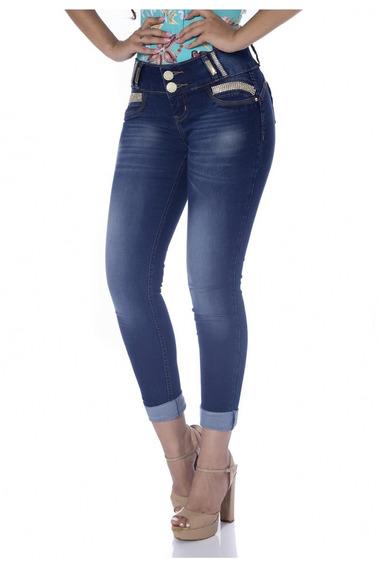 Calça Jeans Zigma Skinny Confort
