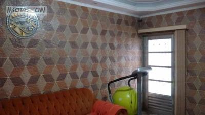 Casa Com 3 Dormitórios Para Alugar Por R$ 2.000/mês - Jardim Fernandes - São Paulo/sp - Ca0404