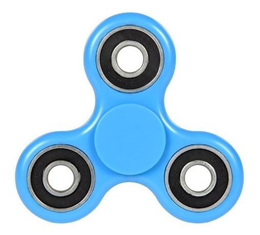 Tres Unidades Fidget Spinner Anti Estres Spiner