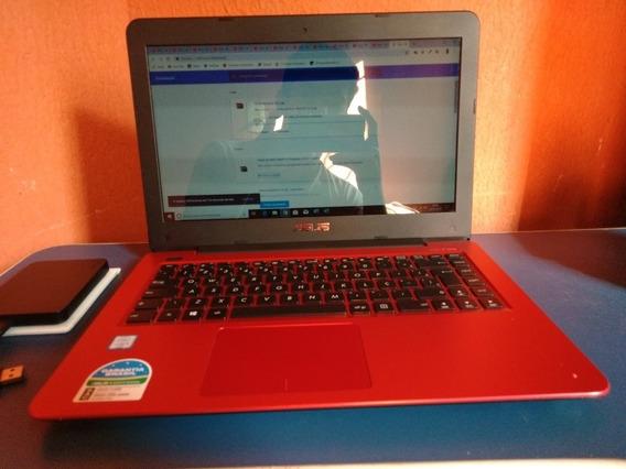 Notebook Asus Z450ua (4 Meses De Uso) - Leia A Descrição