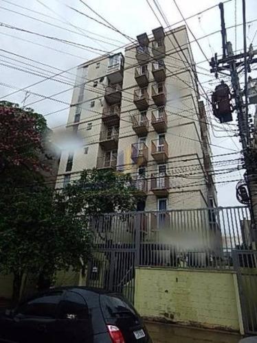 Imagem 1 de 3 de Apartamento Em Condomínio Padrão Para Venda No Bairro Brás, 2 Dorm, 0 Suíte, 1 Vagas, 48 M.ap0936 - Ap0936