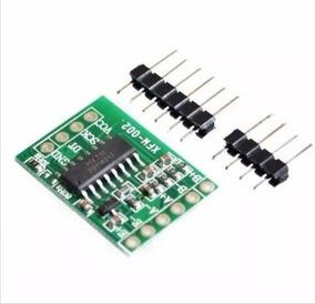 Módulo Célula De Carga 24 Bits Balança Hx711 - Arduino