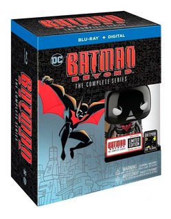 Batman Beyond The Complete Series (limited Edition) Blu-ray