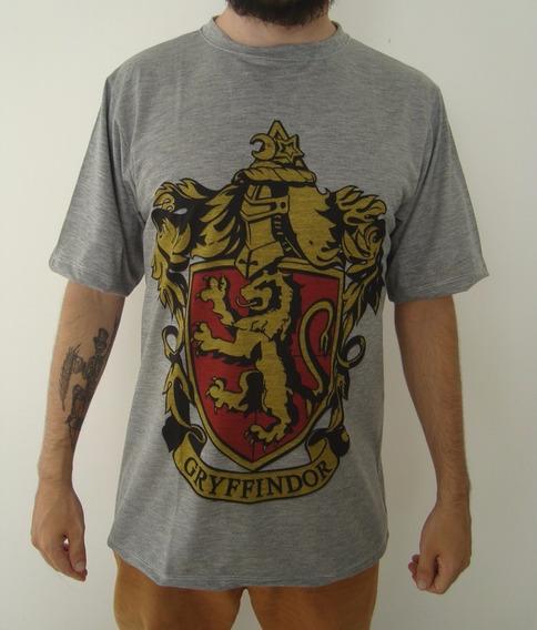Camiseta Sublimada - Harry Potter - Grifinória