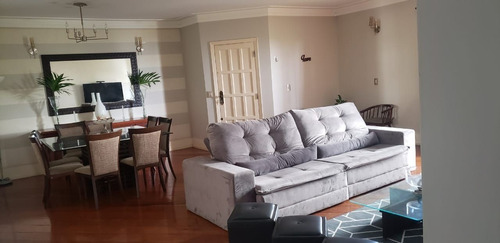 Imagem 1 de 30 de Apartamento Com 4 Dormitórios À Venda, 147 M² Por R$ 850.000,00 - Jardim Aquarius - São José Dos Campos/sp - Ap6307