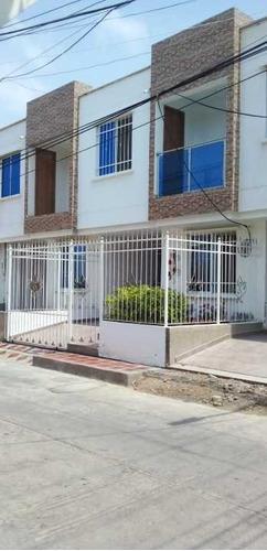 Casa De Dos Pisos Amoblada Gaira Rodadero Sur- 006